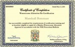 Marshall Bateman - Department of Environment - Watercourse Alteration Certificate